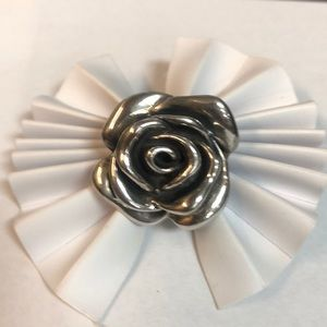Jewelry - 925 silver rose ring